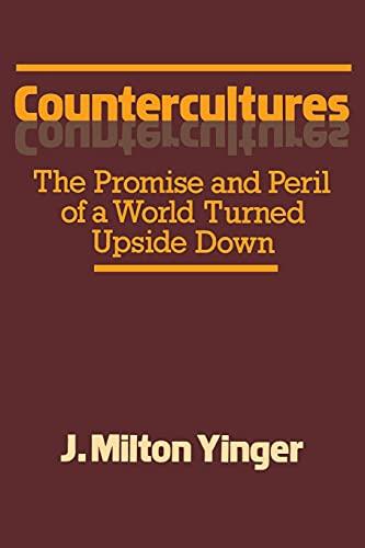 9780029340103: Countercultures