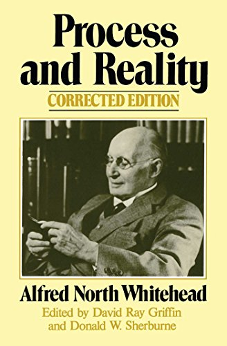 9780029345702: Process and Reality (Gifford Lectures Delivered in the University of Edinburgh During the Session 1927-28)