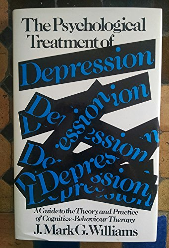 9780029346600: The Psychological Treatment of Depression
