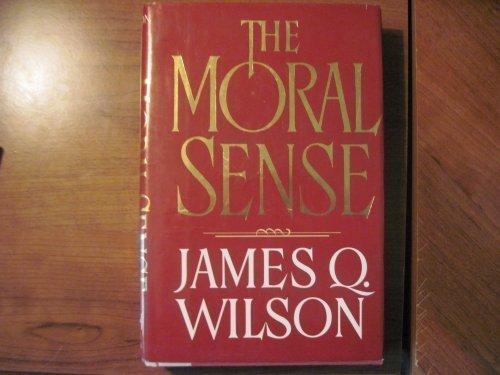 9780029354056: Moral Sense