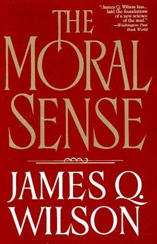 9780029354063: Moral Sense