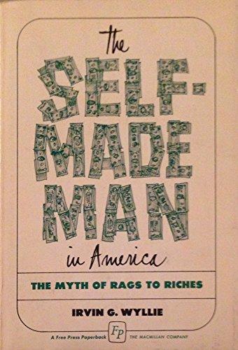 9780029356708: Self Made Man in America