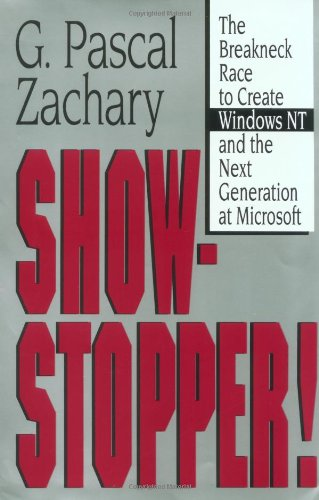 9780029356715: Show-Stopper!: The Breakneck Race to Create Windows NT and the Next Generation at Microsoft