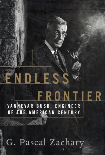 9780029356739: Endless Frontier Vannevar Bush, Engineer of the American Century
