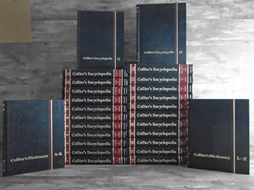 9780029408001: Collier's Encyclopedia