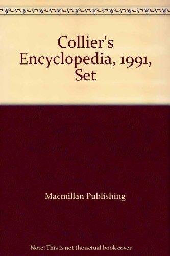 9780029425176: Collier's Encyclopedia, 1991, Set