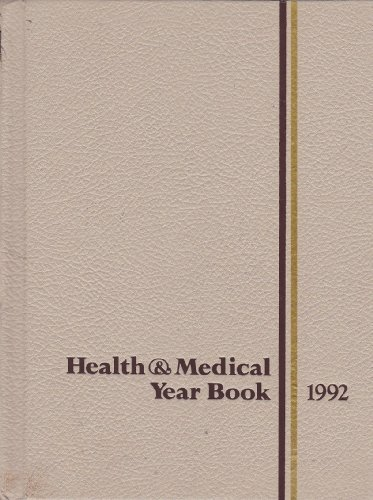 9780029440926: Health and Medical Year Book 1992