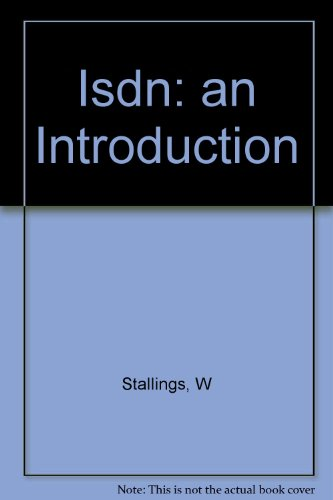 9780029460283: Isdn: an Introduction