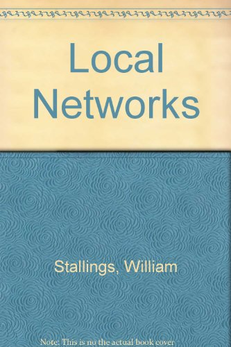 9780029460313: Local Networks