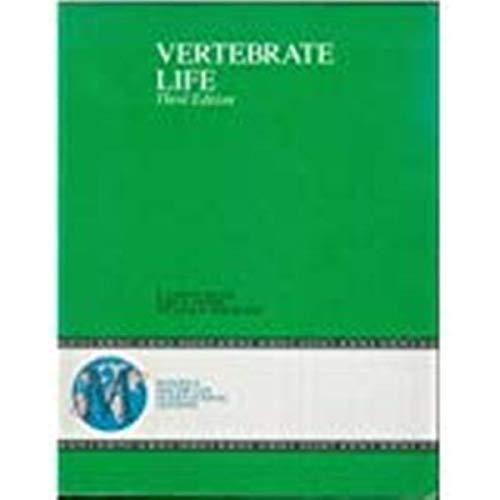 9780029460443: Vertebrate Life