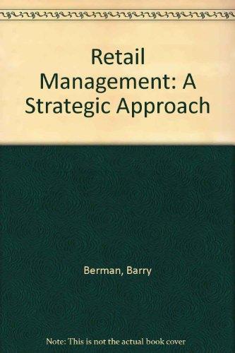 9780029460566: Retail Management: A Strategic Approach