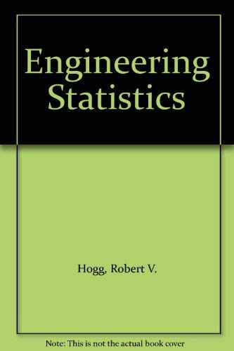 9780029461327: Engineering Statistics
