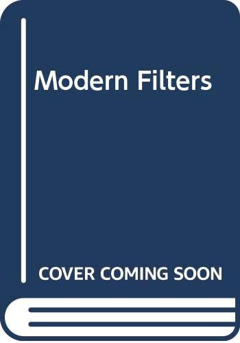 9780029461532: Modern Filters