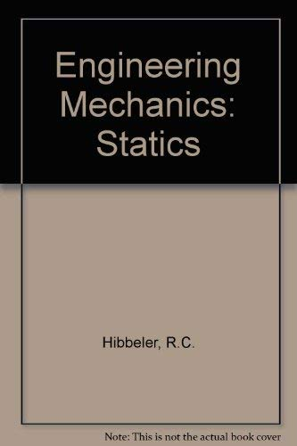 9780029462003: Engineering Mechanics: Statics.