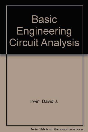 9780029462072: Basic Engineering Circuit Analysis