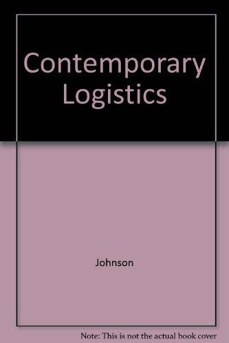 9780029462188: Contemporary Logistics