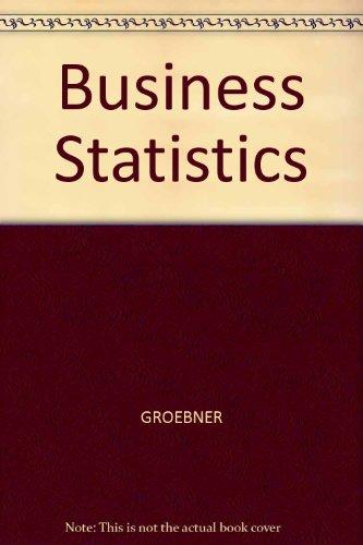 9780029462836: Business Statistics
