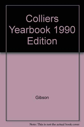 9780029463000: Colliers Yearbook 1990 Edition