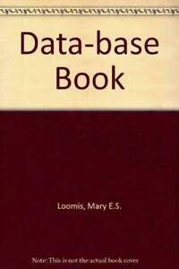 9780029463062: Data-base Book