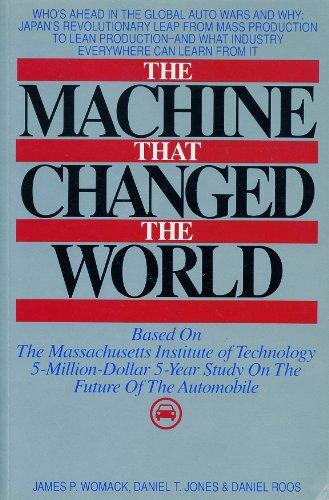 9780029463161: Machine That Changed the World