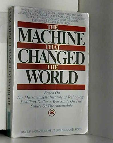 9780029463161: Machine That Changed the World