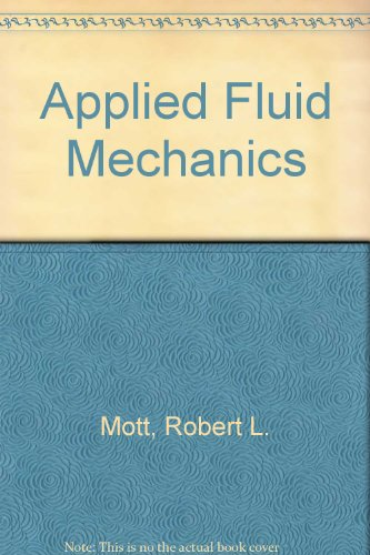 9780029463208: Applied Fluid Mechanics