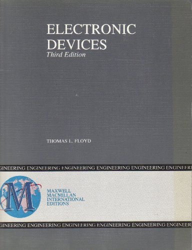 9780029463666: Electronic Devices