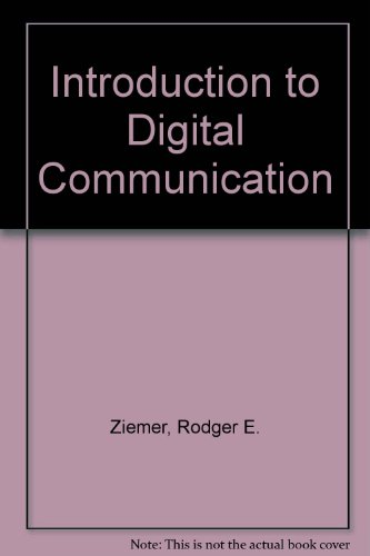 9780029464311: Introduction to Digital Communication