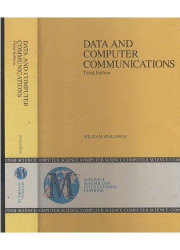 9780029464786: Data Computer Communication