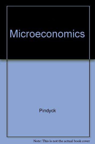 9780029465103: Microeconomics