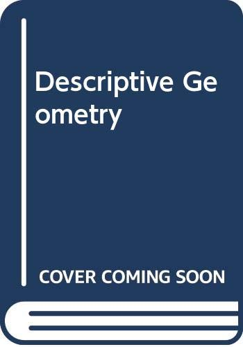 9780029465301: Descriptive Geometry