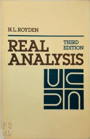 9780029466209: Real Analysis