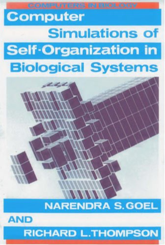 9780029479223: Computer Simulations of Self-Organization in Biological Systems