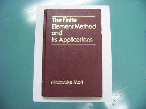9780029486214: Finite Element Method and Its Applications