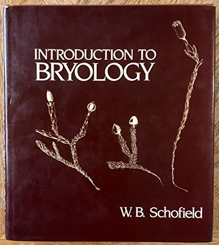 9780029496602: Introduction to Bryology
