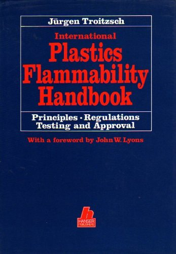9780029497708: Plastics Flammability Handbook