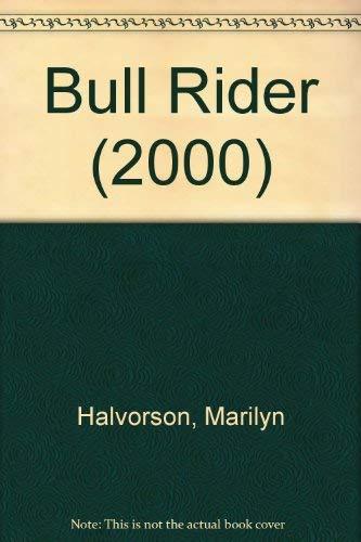 9780029535479: Bull Rider (2000)