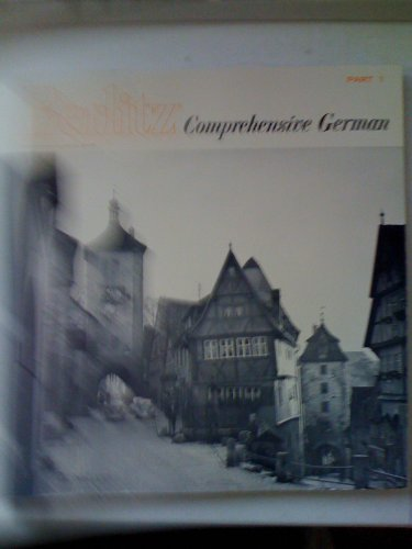 9780029602102: Berlitz Comprehensive German (Part 1)