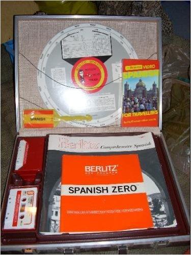 9780029604007: New Berlitz Key Program Spanish (Spanish Zero for Beginners)