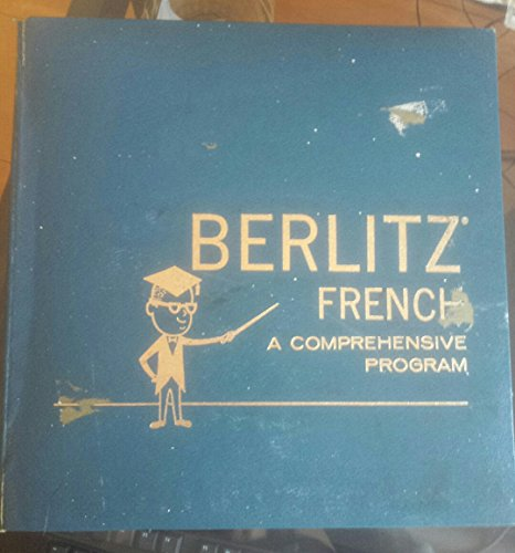 9780029610008: Berlitz Comprehensive Cassette Course: French