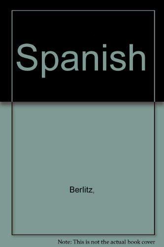 9780029611807: Basic Spanish: Berlitz Cassette Course