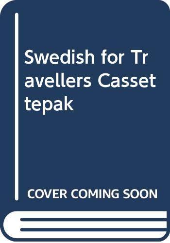 9780029628607: Swedish for Travellers Cassettepak