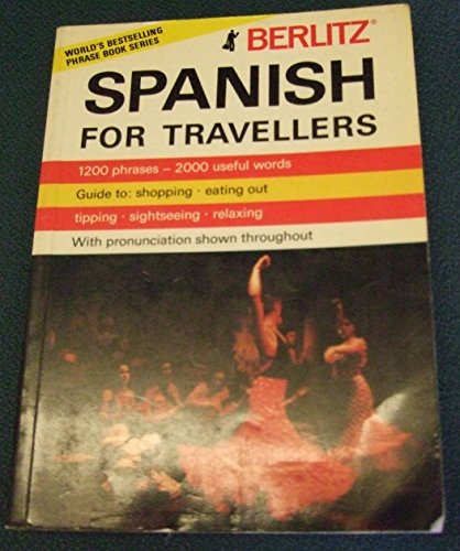 9780029638507: Spanish for Travellers