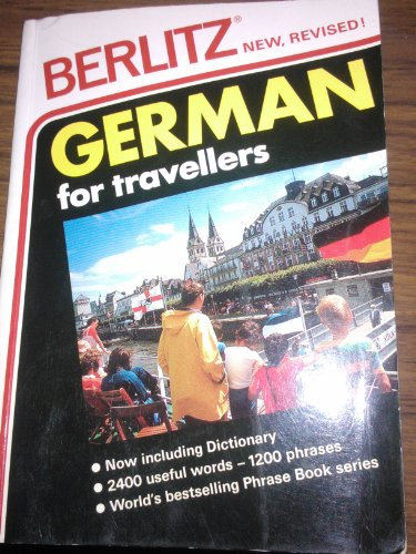 9780029638606: Berlitz German for Travellers