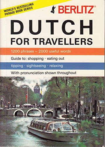 9780029639009: Dutch for Travellers