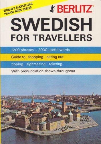 9780029639900: Berlitz Swedish for Travellers
