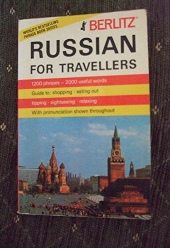 9780029640906: Berlitz Russian for Travellers