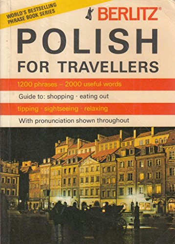 9780029641606: Berlitz Polish for Travellers