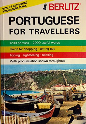 9780029641705: Portugeuse Phrase Book for Travellers
