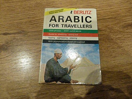 Berlitz Arabic for Travellers: Berlitz, Charles